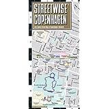 Streetwise Copenhagen Map - Laminated City Center Street Map of Copenhagen, Denmark (Michelin Streetwise)