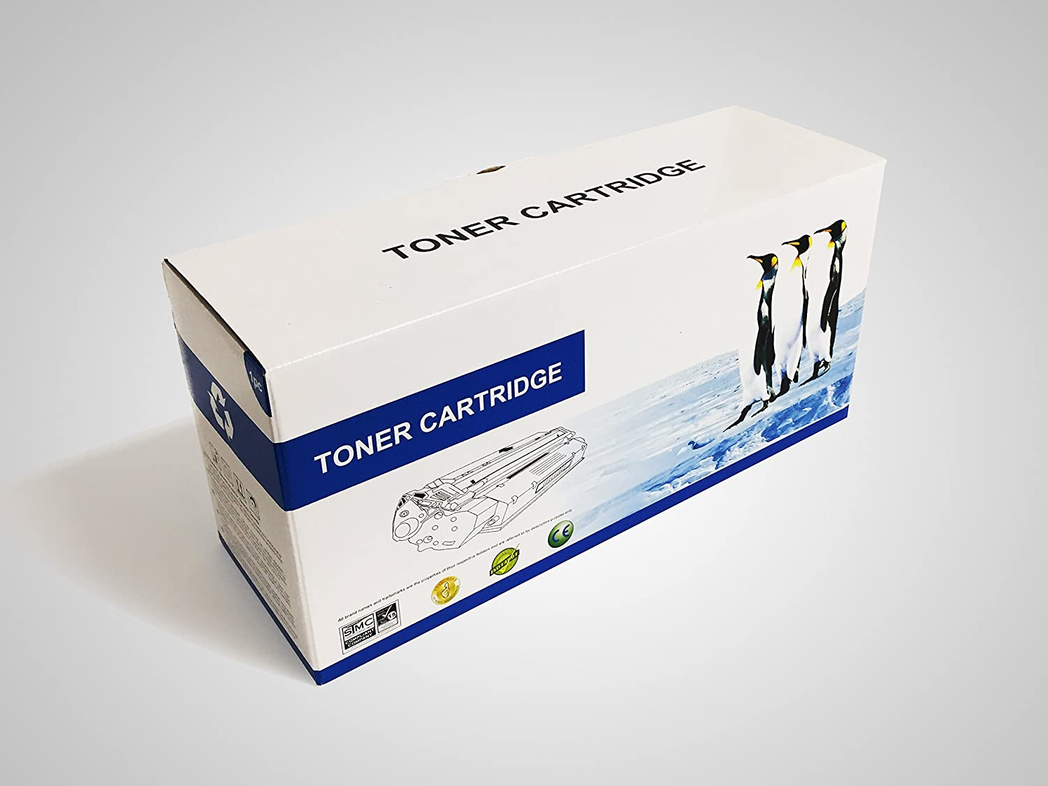 Super-Supply Compatible Toner Cartridge Replacement for HP 410X CF413X Magenta , 1 pk