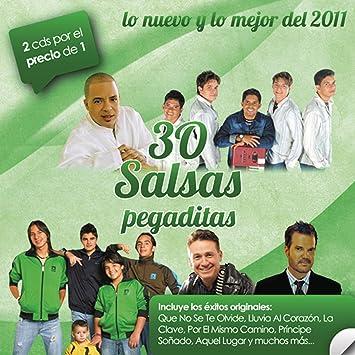 Various Artists - 30 Salsas Pegaditas. Lo Nuevo Y Lo Mejor Del 2011 - Amazon.com Music