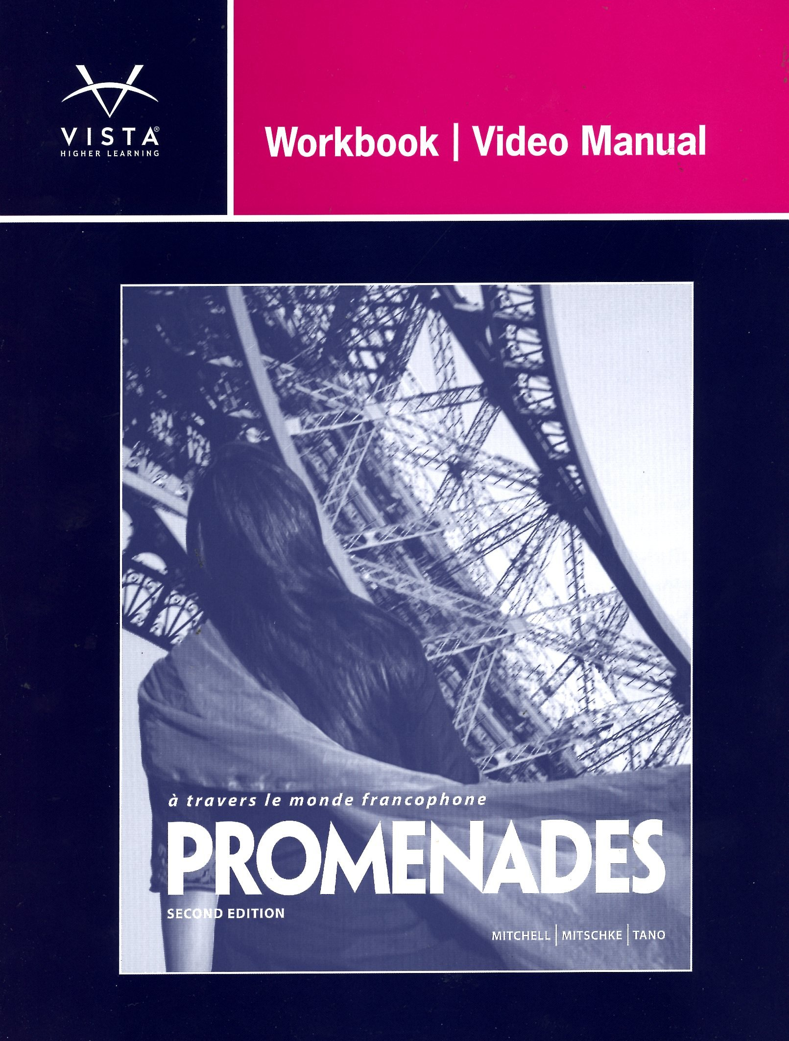 Promenades workbookvideo manu vhl 9781618570178 amazon books fandeluxe Gallery
