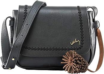 Velez Women Genuine Leather Saddlebags Crossbody Handbag | Carteras de Cuero