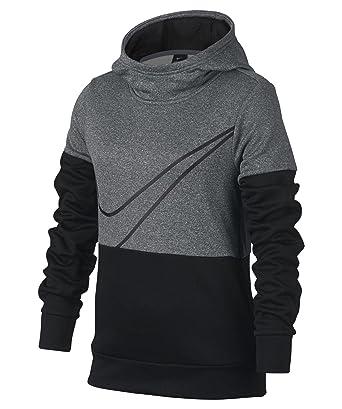Nike G Nk Thrma Po GFX Sudadera Ni/ñas