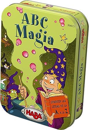 Haba- Abc Magia - Esp, Multicolor (Habermass 304073) , color/modelo surtido: Amazon.es: Juguetes y juegos