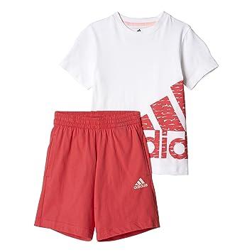I Sum Adidas Con Pantalón Niños Corto Conjunto Boys Camiseta Set De q55da