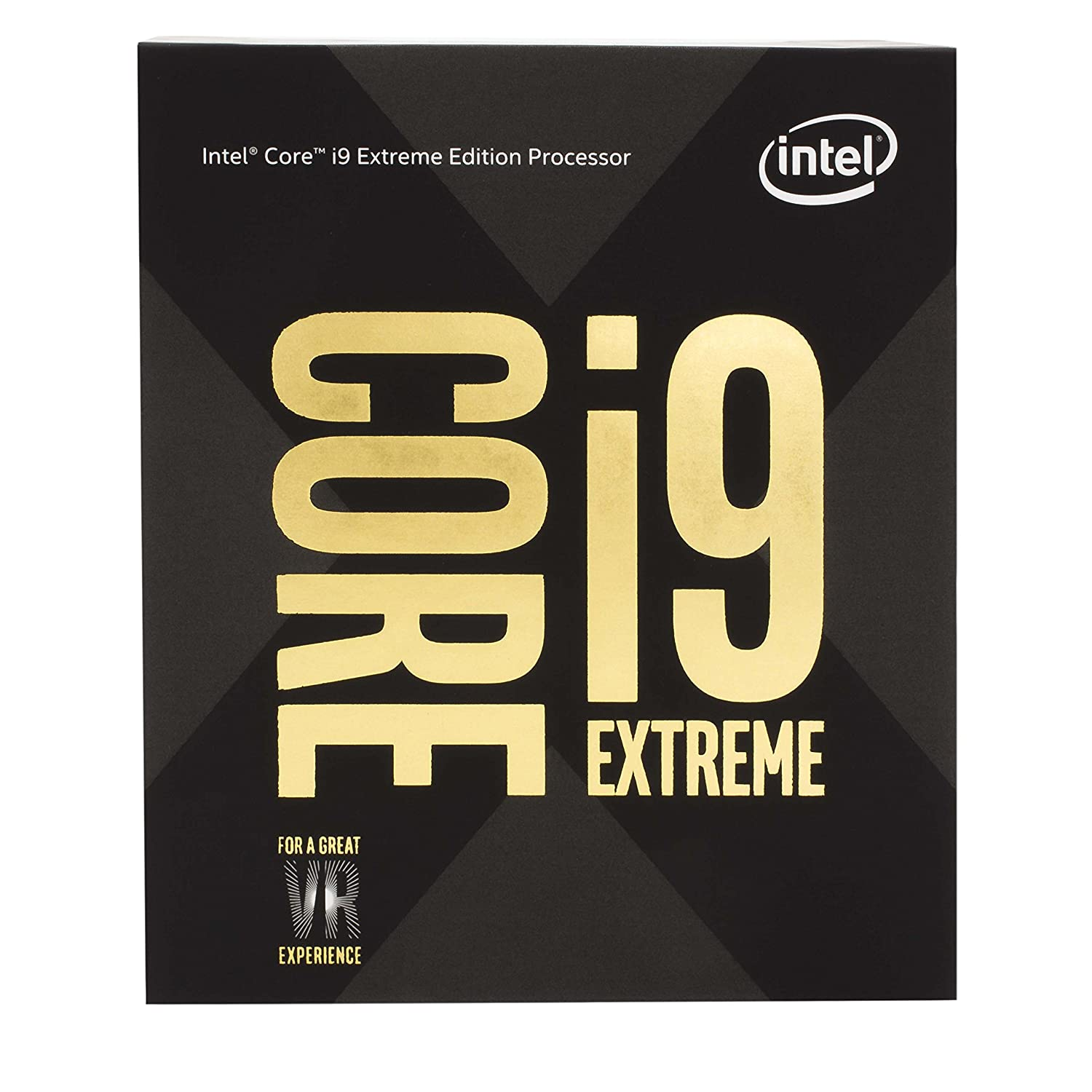 Intel, processore Core I9, 7980XE, 2,6 Ghz,18 Core, socket 2066