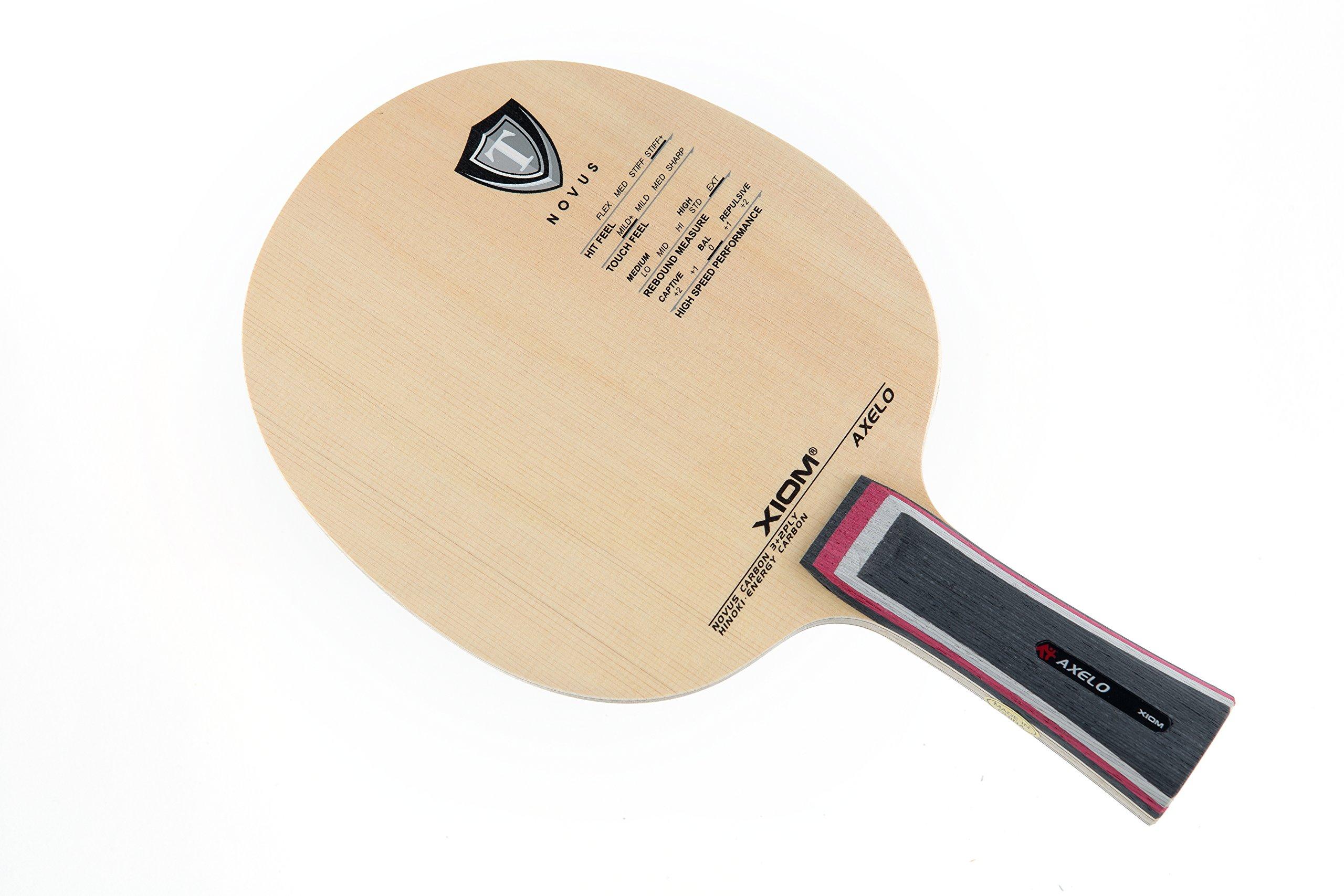 Xiom Axelo FL Table Tennis Racket