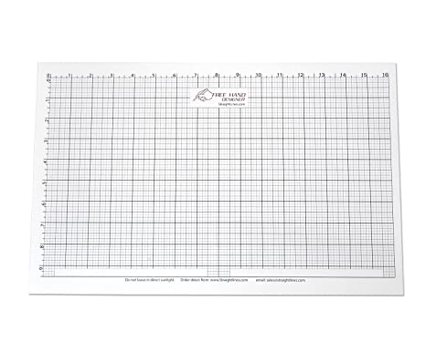 amazon com ledger size 11 x 17 freehand designer sheet draw