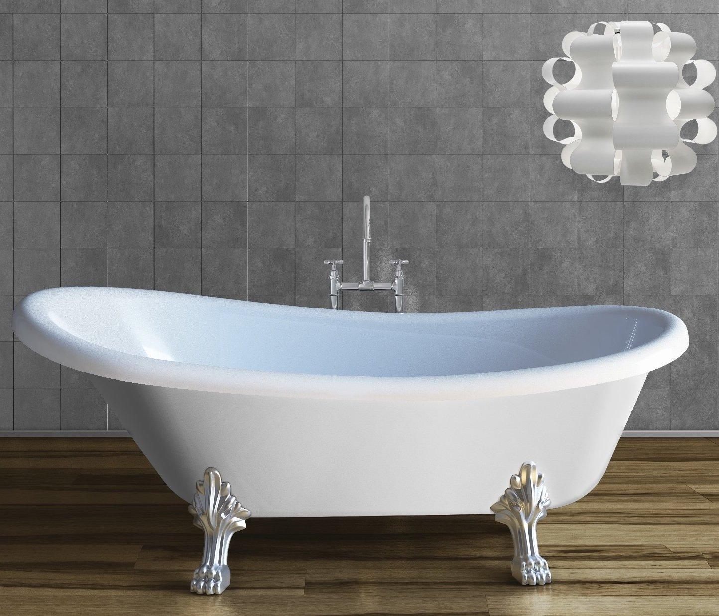 Foto di vasche docce e vasche in ghisa foto with foto di - Vasche da bagno in pietra ...