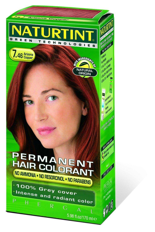 Naturtint Hair Colori 746copper 528 Fz Low Cost Byraninc