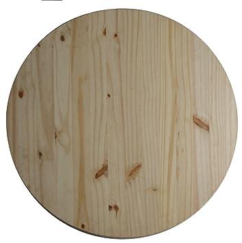 Allwood Round Table Top, 23/32u0026quot; X 28u0026quot; ...
