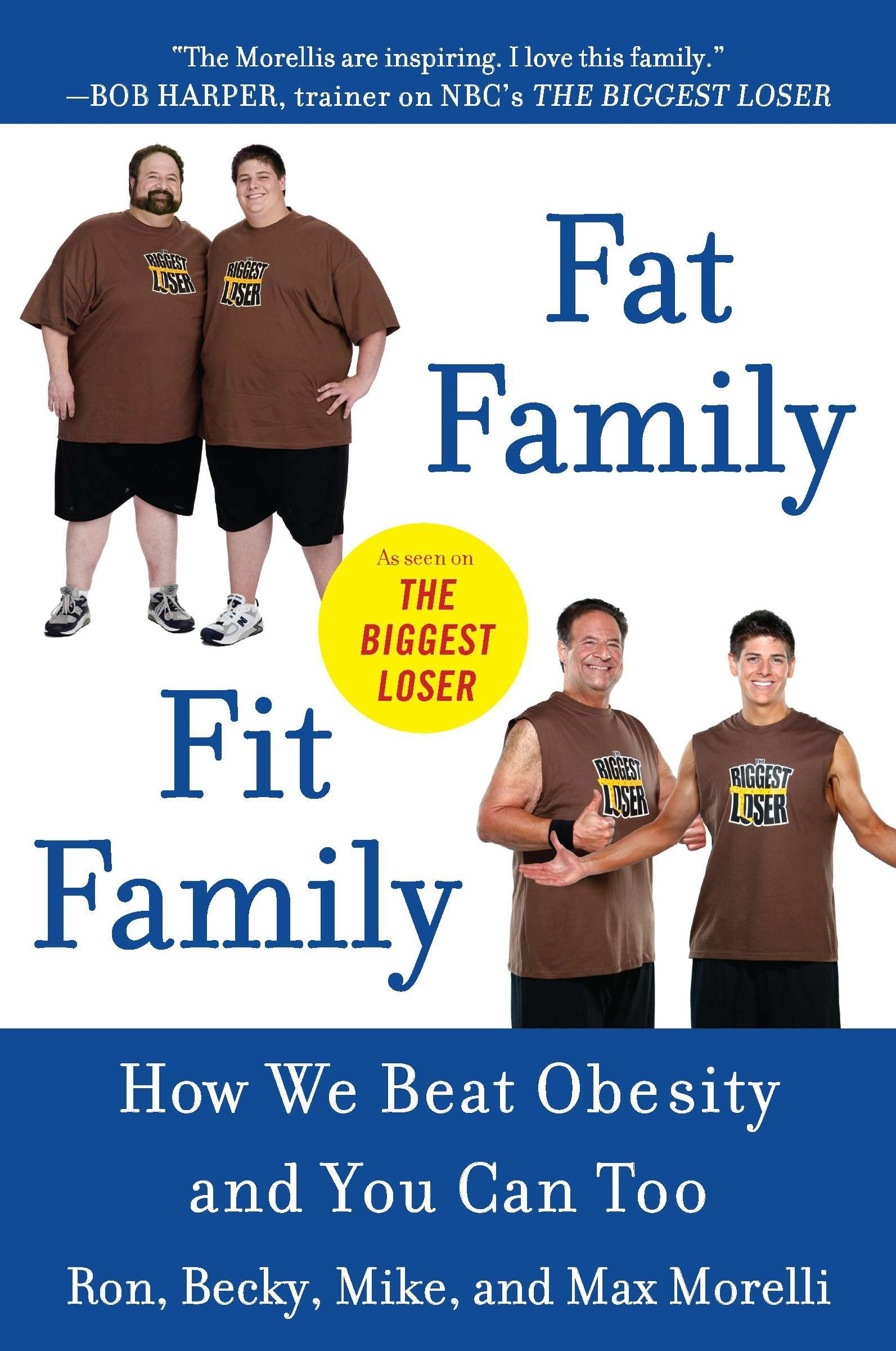 Fat Family/Fit Family: How We Beat Obesity and You Can Too PDF Text fb2 ebook