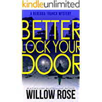 Three, Four ... Better lock your door (Rebekka Franck, Book 2) book cover