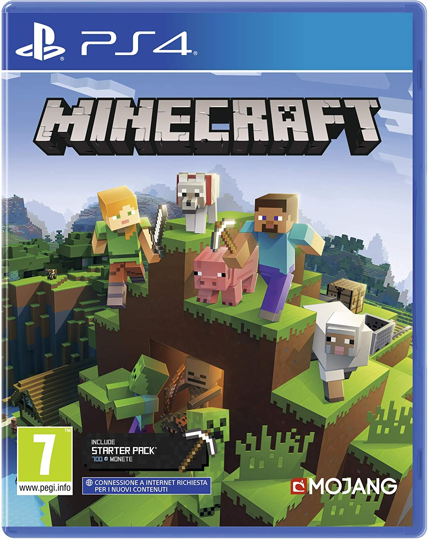 Minecraft - Complete Edition -PlayStation 4 [Importación italiana]: Amazon.es: Videojuegos