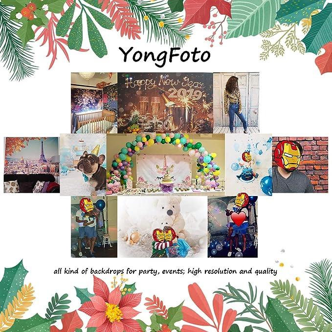 Yongfoto 3x3m Vinyl Foto Hintergrund Alter Innenraum Kamera