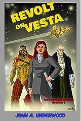 Revolt on Vesta (The Voidstrider Saga Book 1) Kindle Edition