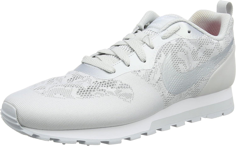 Nike Women's Md Runner 2 Br Wolf Grey