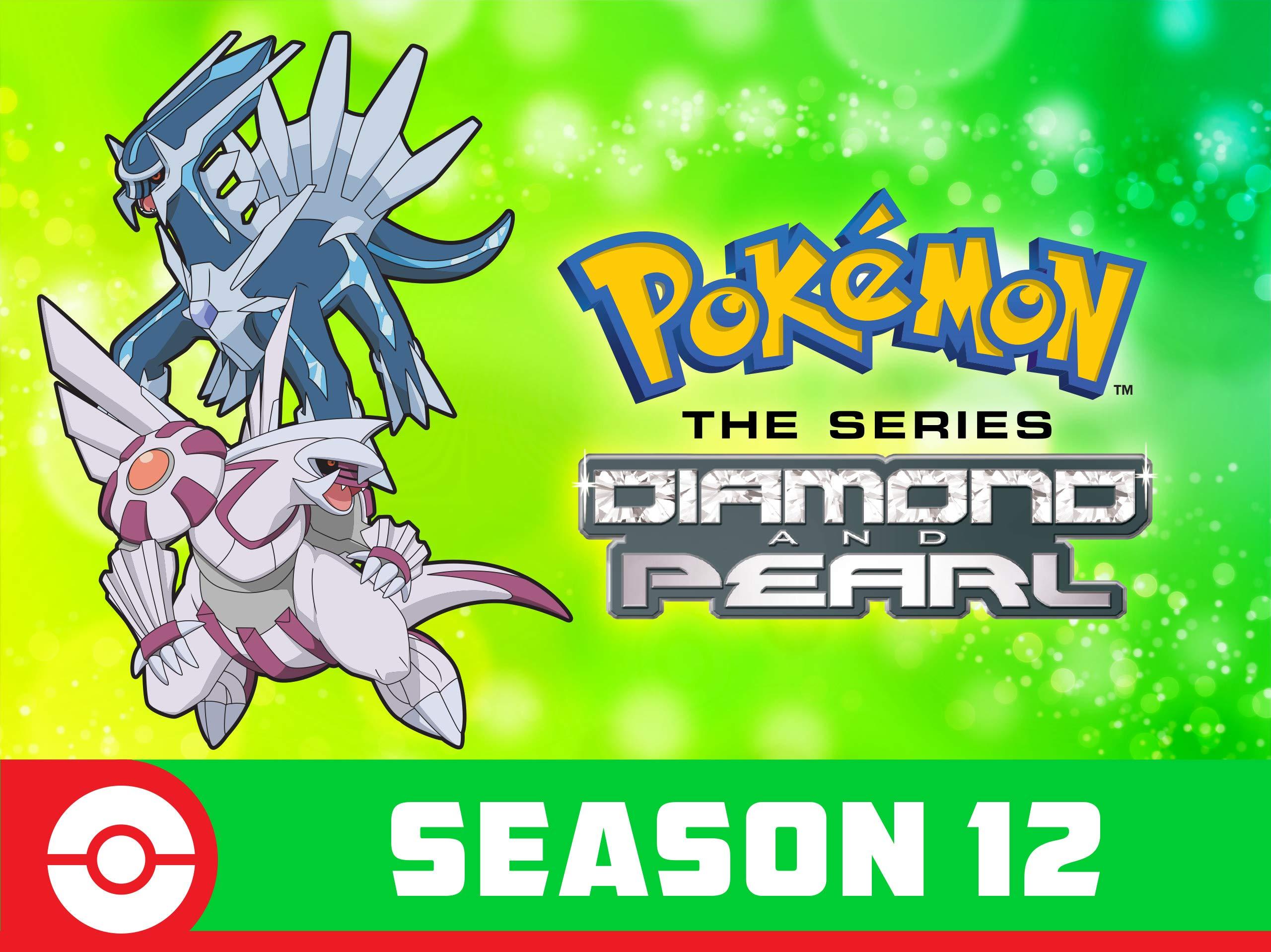 Pokémon the Series: Diamond and Pearl - Season 12
