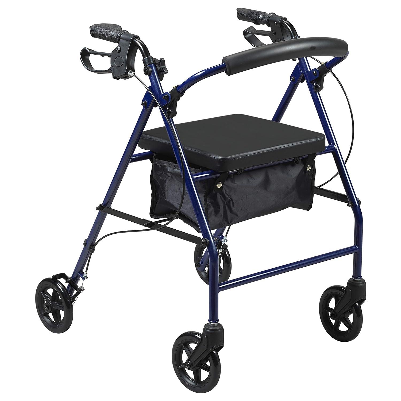 Amazon.com: Rodillo de aluminio médico plegable y soporte ...