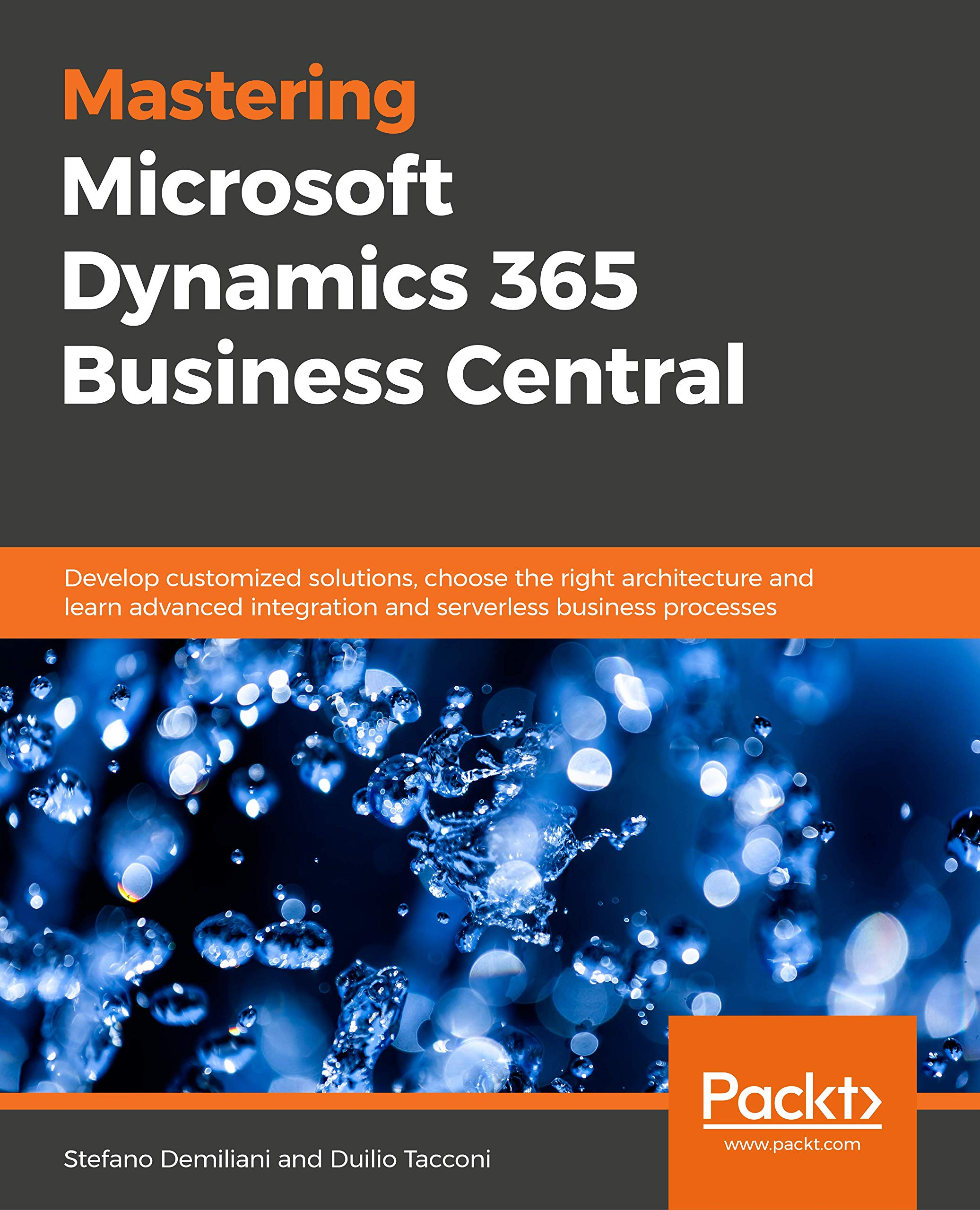 Mastering Microsoft Dynamics 365 Business Central: Develop