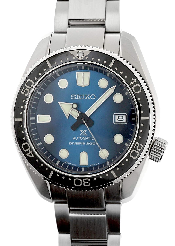 Amazon.com  SEIKO PROSPEX Great Blue Hole Special Edition Diver s 200m  Automatic Watch SPB083J1  Watches 930d685da82