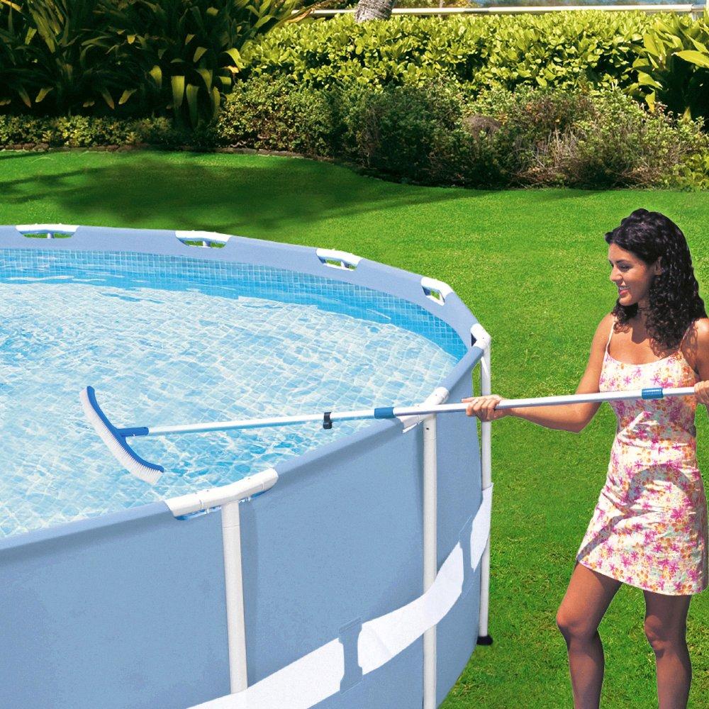 Certikin Algae Pool Brush With Swivel Head HD69