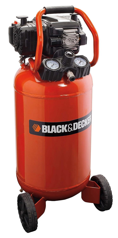 Black+Decker 1803 - Compresor con tanque de 50 L, sin aceite: Amazon.es: Bricolaje y herramientas