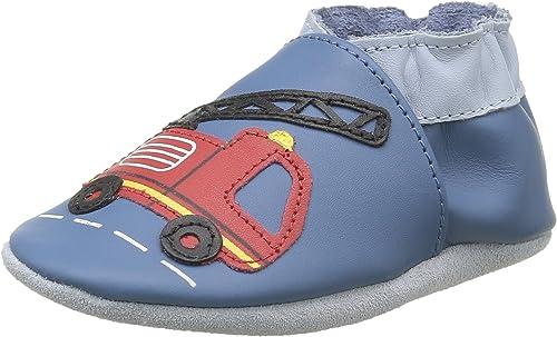 Baby Boys' London Street Crawling Shoes