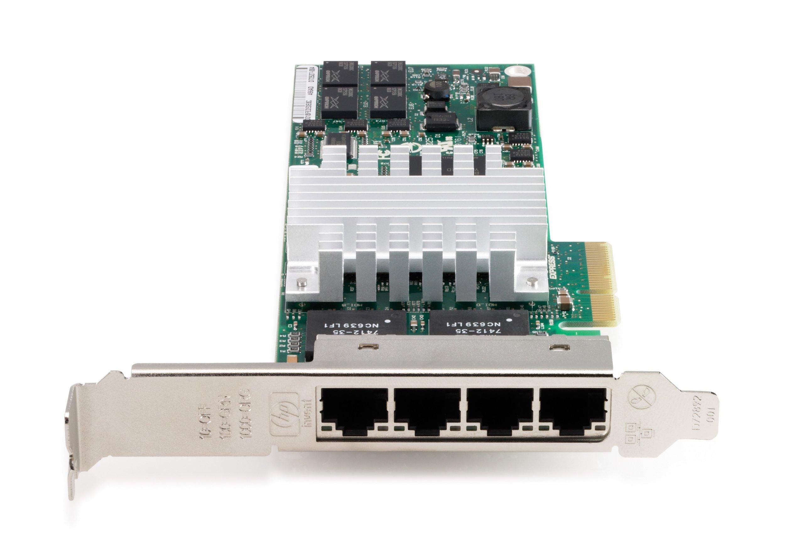 2M35236 - HP NC364T Quad Port Gigabit Server Adapter by HP