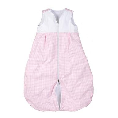 Lovely Wellyou, Kinder Baby Schlafsack, Mit Frottee Gefüttert, Rosa Weiß Vichykaro Great Ideas
