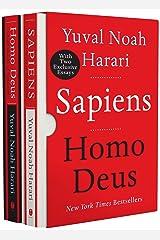Sapiens/Homo Deus box set Hardcover