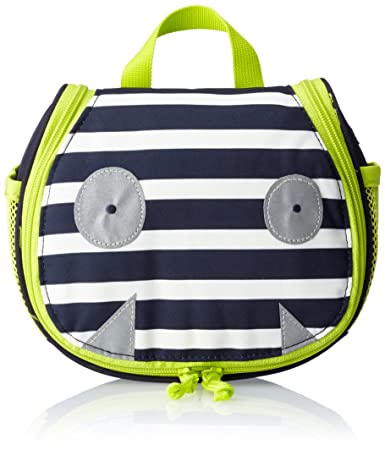 aa485ab829 Image Unavailable. Image not available for. Color  Lassig Kids Mini  Toiletry Washbag Little Monsters ...