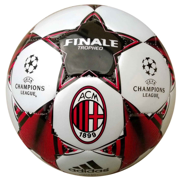 adidas tropheo AC Mailand ACM tamaño 4 de fútbol: Amazon.es ...