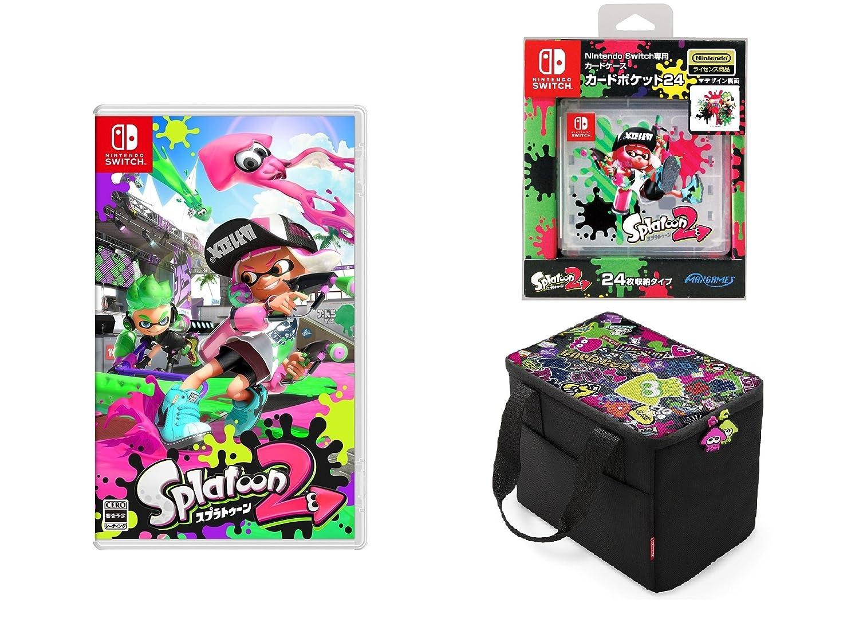Amazon com: Splatoon 2 (Splatoon 2) + Nintendo Switch Special card