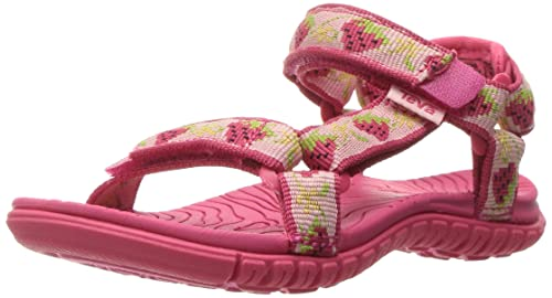 c3644a1e0691 Image Unavailable. Image not available for. Colour  Teva Girls  Hurricane 3  Sandal