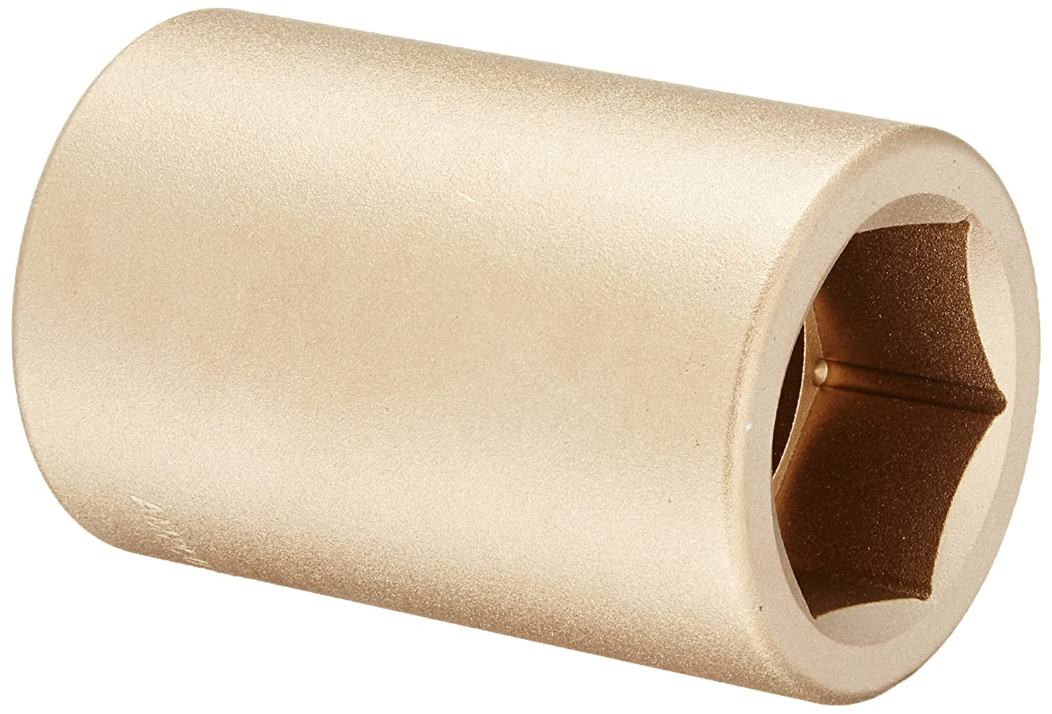 Ampco Safety Tools DW-3/4D37MM Socket, Deep Well, Non-Sparking, Non-Magnetic, Corrosion Resistant, 3/4 Drive, 37 mm by Ampco Safety Tools B00NVSXGTK
