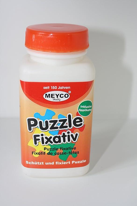 1 opinioni per puzzlekleber puzzlefixierer puzzleleim A' 120 ml con applicatore