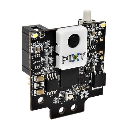 Charmed Labs Pixy2 Smart Vision Sensor - Object Tracking Camera for  Arduino, Raspberry Pi, BeagleBone Black