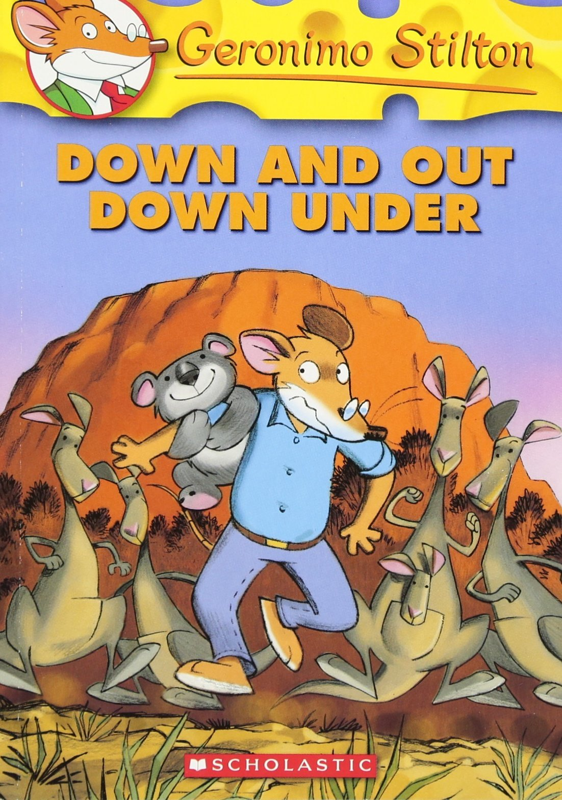Down and Out Down Under (Geronimo Stilton, No. 29)
