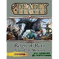Deadly Delves: Reign of Ruin (D&D 5e)