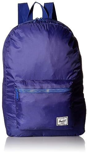 Herschel Packable Daypack Casual, Deep Ultramarine, One Size