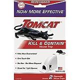 Tomcat Kill & Contain Mouse Trap, 2 Traps