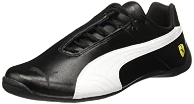 f68a10d85b19 Puma Boy's Future Cat Sf Jr Leather Sneakers