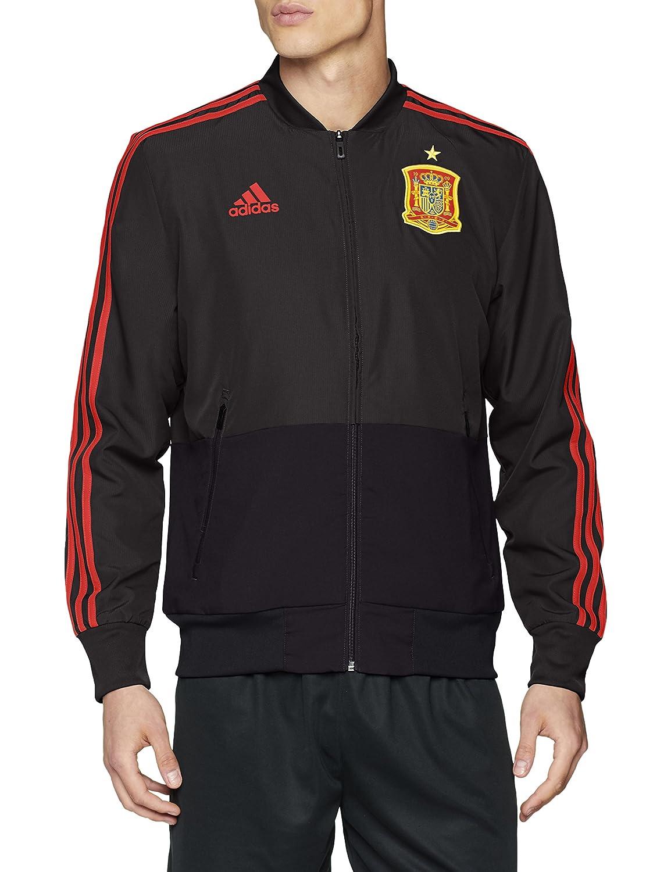 Adidas Spanien Präsentationsjacke Herren Jacke