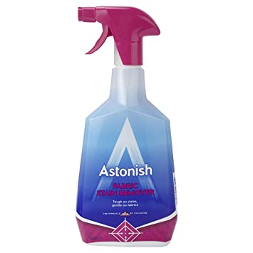 Astonish Fabric Stain Remover Spray Pack Of 12 Amazon Co Uk