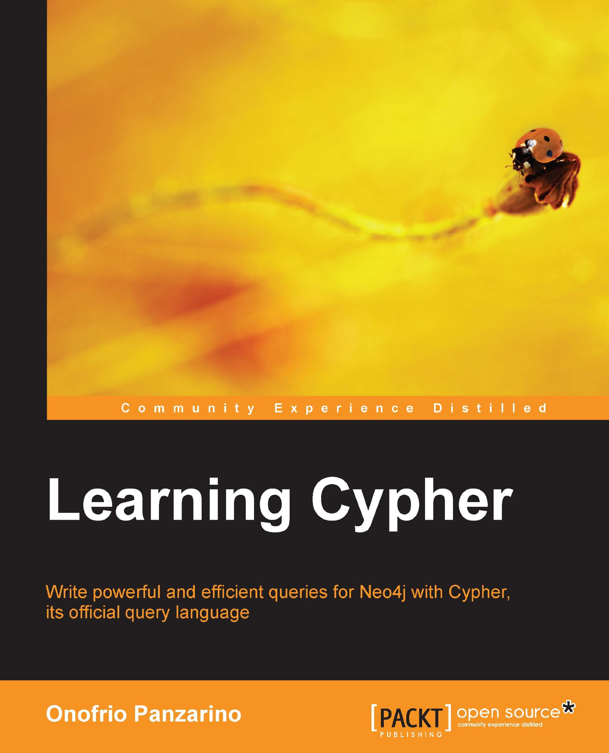 Learning Cypher  English Edition