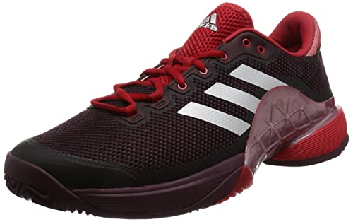 adidas Men s Barricade 2017 Tennis Shoes  Amazon.co.uk  Shoes   Bags 72b93af97