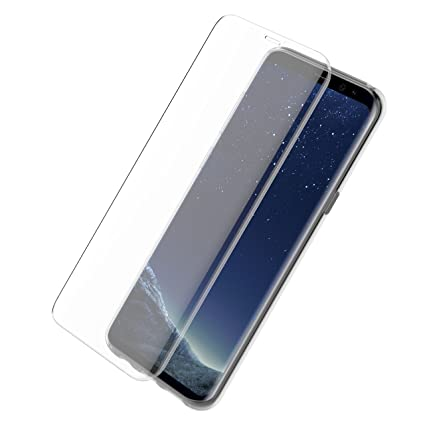 newest collection 893d4 c2347 Amazon.com: OtterBox Alpha Glass Series Screen Protector for Samsung ...