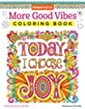 More Good Vibes Coloring Book (Coloring Is Fun) (Design Originals)