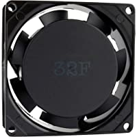 32F Ventola 80mm 80x80x25 2500RPM 220V 230V 240V 0,16A AC Air Fan 8 cm 80 mm assiale Raffreddamento 80 x 80 x 25