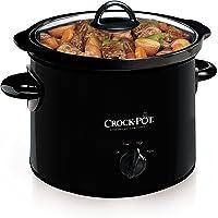 Crock-Pot 3-Quart Manual Slow Cooker
